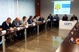 """Empresas navarras exponen sus experiencias en el proyecto estratégico de CEN de """"Mejora de la competitividad a través de las personas""""."""