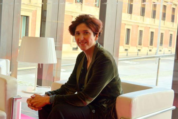 Adriana Moscoso, directora de Industrias Culturales del Ministerio de Cultura.