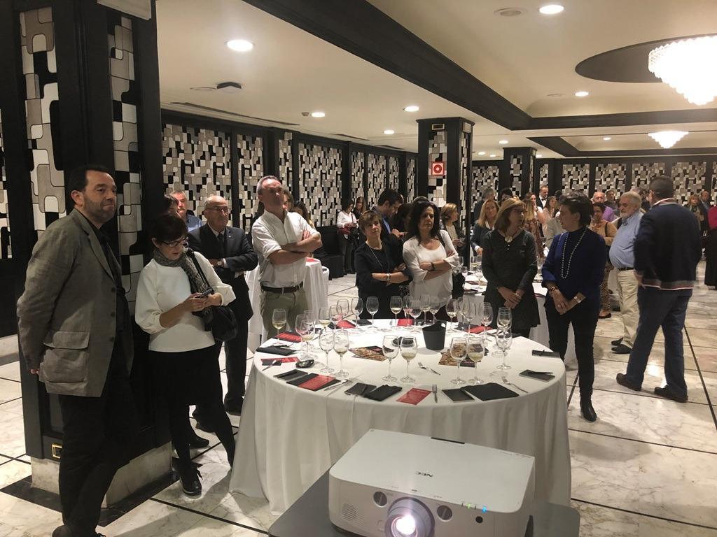 Cata de Reyno Gourmet en Bilbao