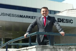 Edardo Gómez Martí, director general de ESIC Business& Marketing School.