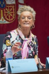 María Luisa Segoviano, Magistrada de la Sala IV del Tribunal Supremo.