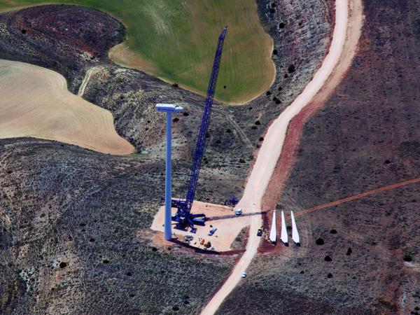 Enel Green Power ha elegido a la empresa RíoValle para llevar a cabo esta experiencia piloto.