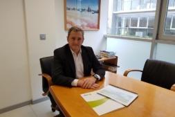 Miguel Ángel Latasa, director general de Conasa prevé firmar los primeros proyectos de envergadura fuera de España, concretamente en México.