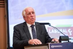 Carlos Espinosa de los Monteros durante su intervención en PamplonaForum 2018