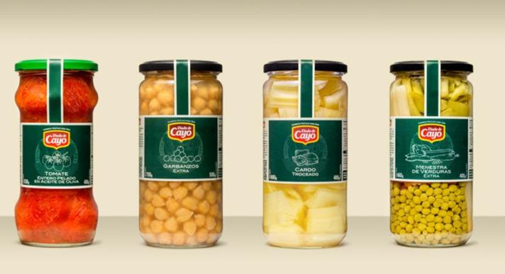 Los productos navarros y las denominaciones de origen forman el catálogo de la conservería.