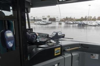 La flota ya cuenta con 33 vehículos con tecnología híbrida.