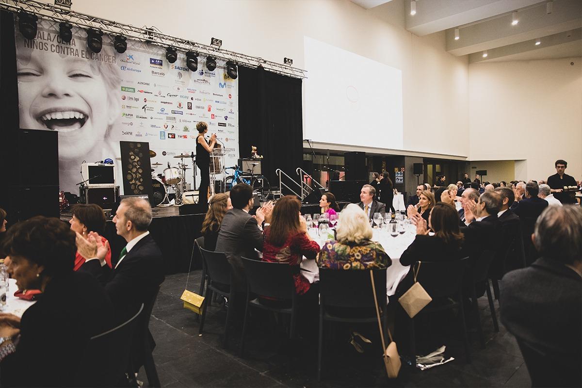 V Gala de niños contra el cancer