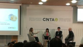 Un momento de la jornada celebrada en CNTA.