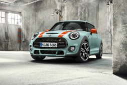 Imagen promocional del exclusivo MINI Cooper S Delaney Edition