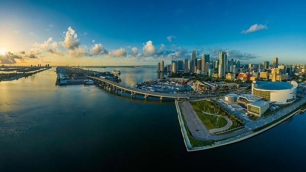 Miami, Florida presenta interesantes oportunidades de negocio.