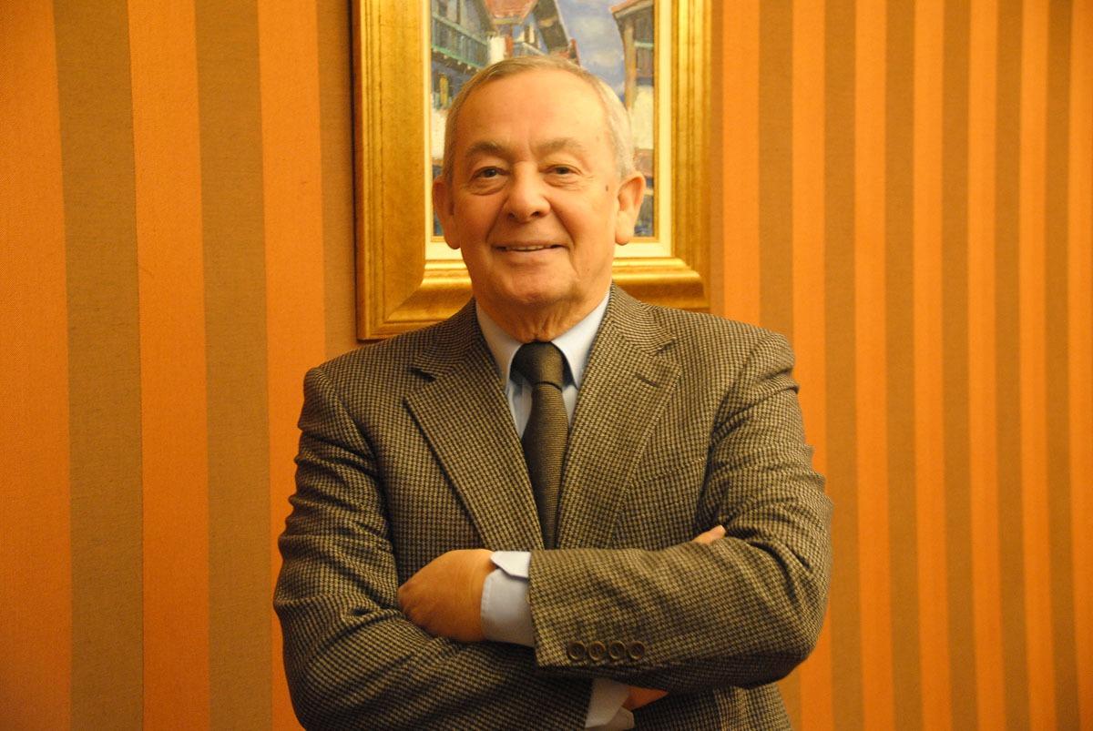 Carlos Solchaga, ex ministro de los gobiernos de Felipe González.