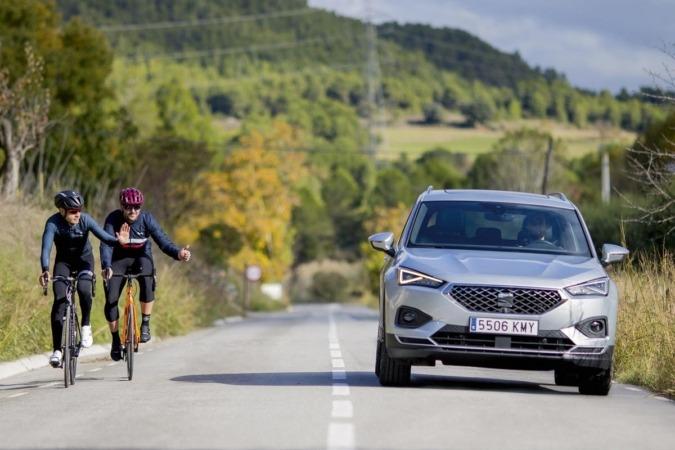 Los ciclistas están presentes en el 8% de los siniestros que se producen en nuestras carreteras, de acuerdo con las últimas estadísticas conocidas.
