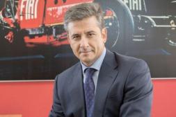 Alberto de Aza, nuevo Consejero Delegado de FCA España y Portugal.