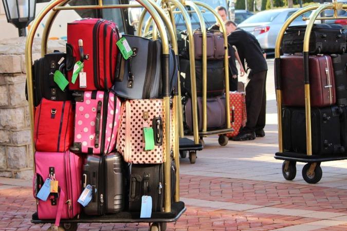 Las pernoctaciones han crecido en octubre en los hoteles.