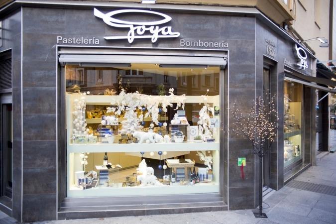 Confituras Goya lleva ya 7 años endulzando la vida de Pamplona. (Foto: Ana Osés)