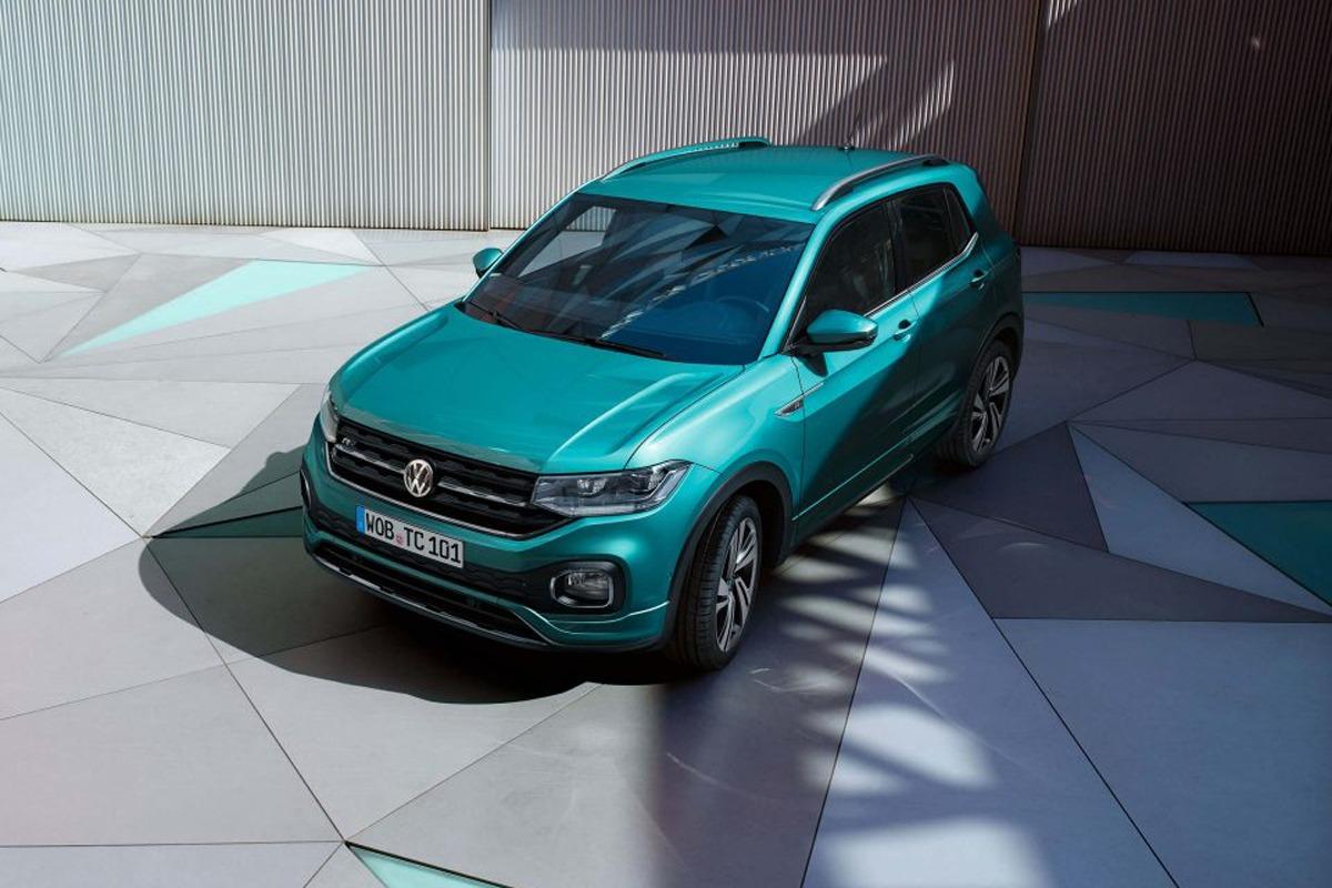 Está prevista la fabricación de 142.400 unidades del nuevo T-Cross.