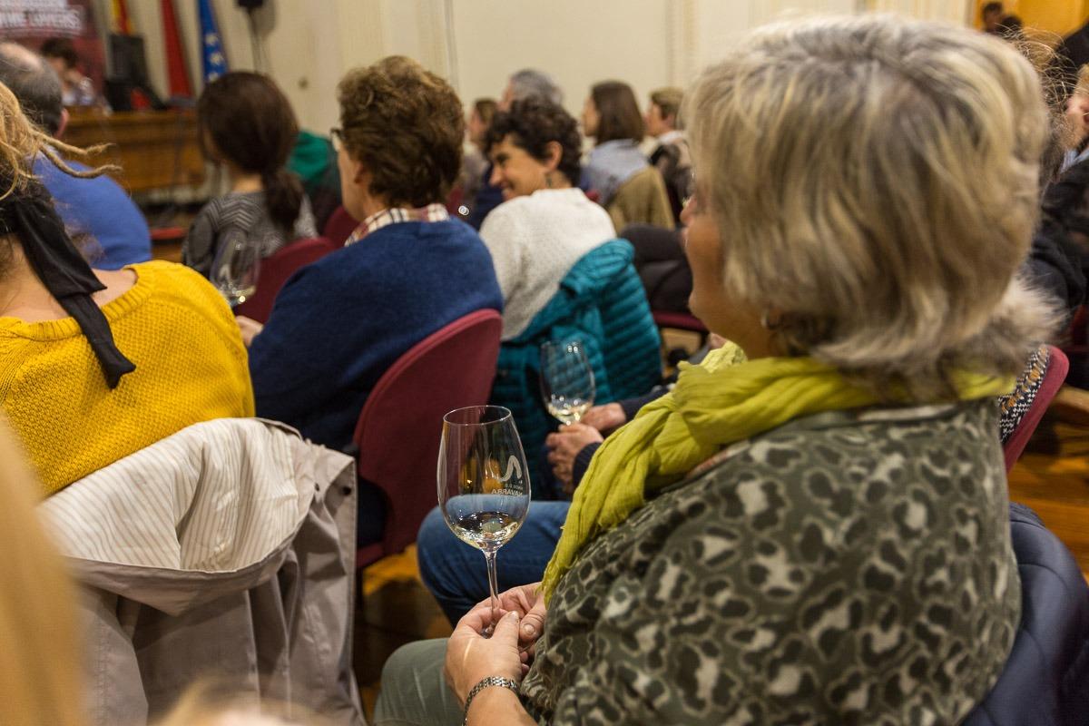 Acto de presentación Navarra Wine Colors