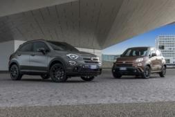 La familia S-Design incorpora los modelos Fiat 500X y 500L