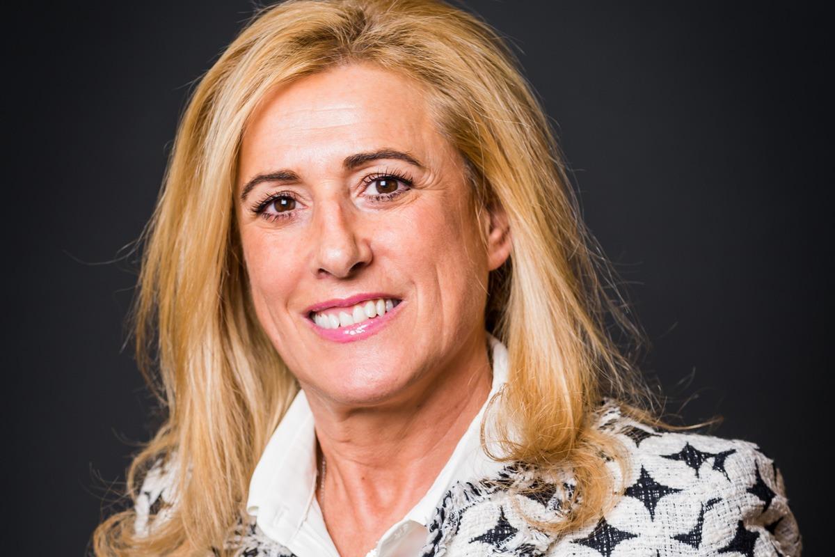 Begoña Hernández, nueva responsable de la Territorial Norte de Bankia.