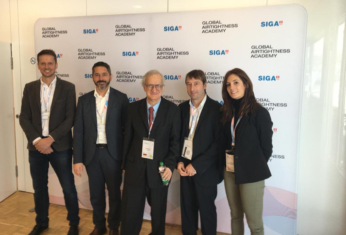Organizado por la prestigiosa academia SIGA, acuden más de 90 profesionales del sector procedentes de 14 países distintos.