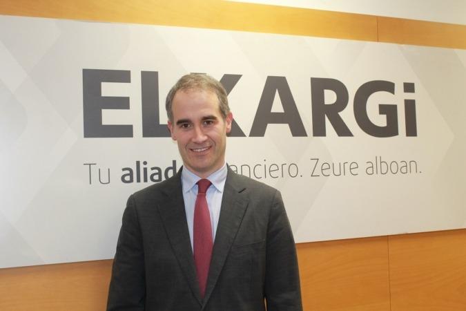 Zenón Vázquez será el nuevo director general de Elkargi a partir del próximo 10 de abril.