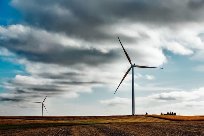 Iberdrola y Caja Navarra invertirán 100 M€ en cuatro parques eólicos en Navarra.