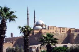 La Ciudadela de Saladino bien merece ser la primera visita en El Cairo.