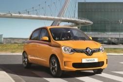 Imagen promocional del nuevo Renault Twingo