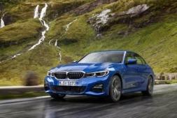 La séptima generación del BMW Serie 3 llega más deportivo y tecnológico que nunca.