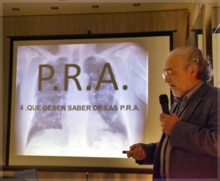 Josep Tarrés en su intervención