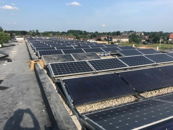 'Modelos de negocio circulares para la industria de la energía solar' es un proyecto de investigación e innovación financiado por la Comisión Europea. (Foto: Futech)
