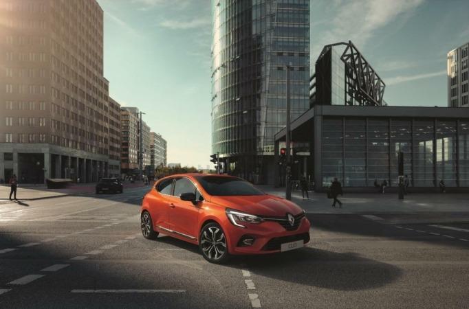 Imagen promocional del nuevo Renault Clio