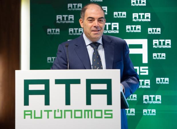 Lorenzo Amor se une al comité ejecutivo de la Junta de CEOE. (Foto: Guillermo López)