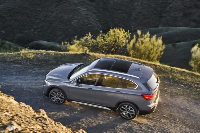 BMW-X1-INTERIOR
