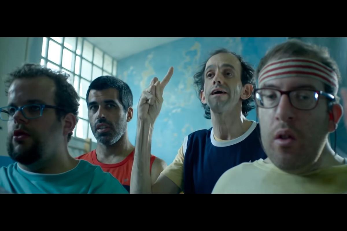 La película 'Campeones' se proyectará en la 25 edición de la Muestra de Cine Español de Tudela.