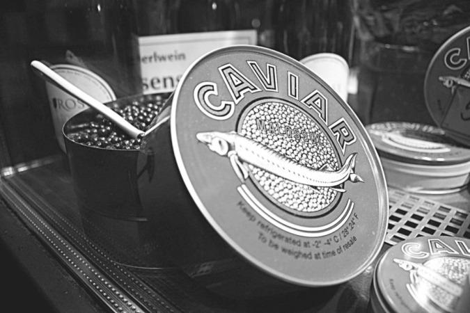 El peligro en extinción del esturión hace que aumente la producción de caviar de otras especies como salmón, lumpo, bacalao, tilapia, merluza, trucha o beluga entre otros.