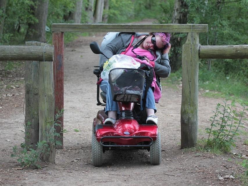 Las barreras para las personas con discapacidad son infinitas.