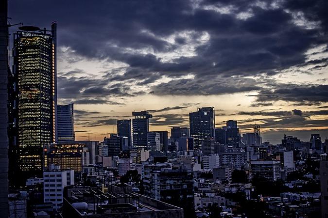 Imagen de la ciudad de México.