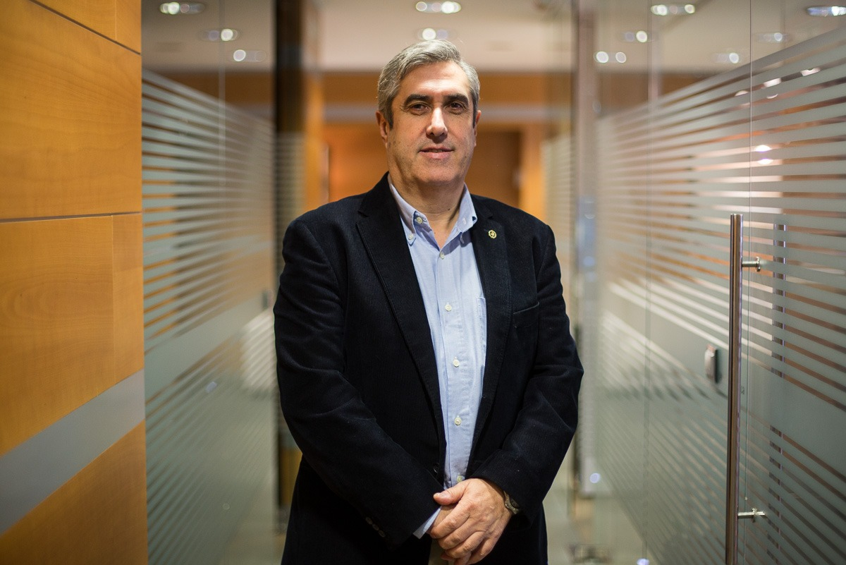 El estellés Miguel Iriberri seguirá cuatro años más al frente de los ingenieros industriales españoles.