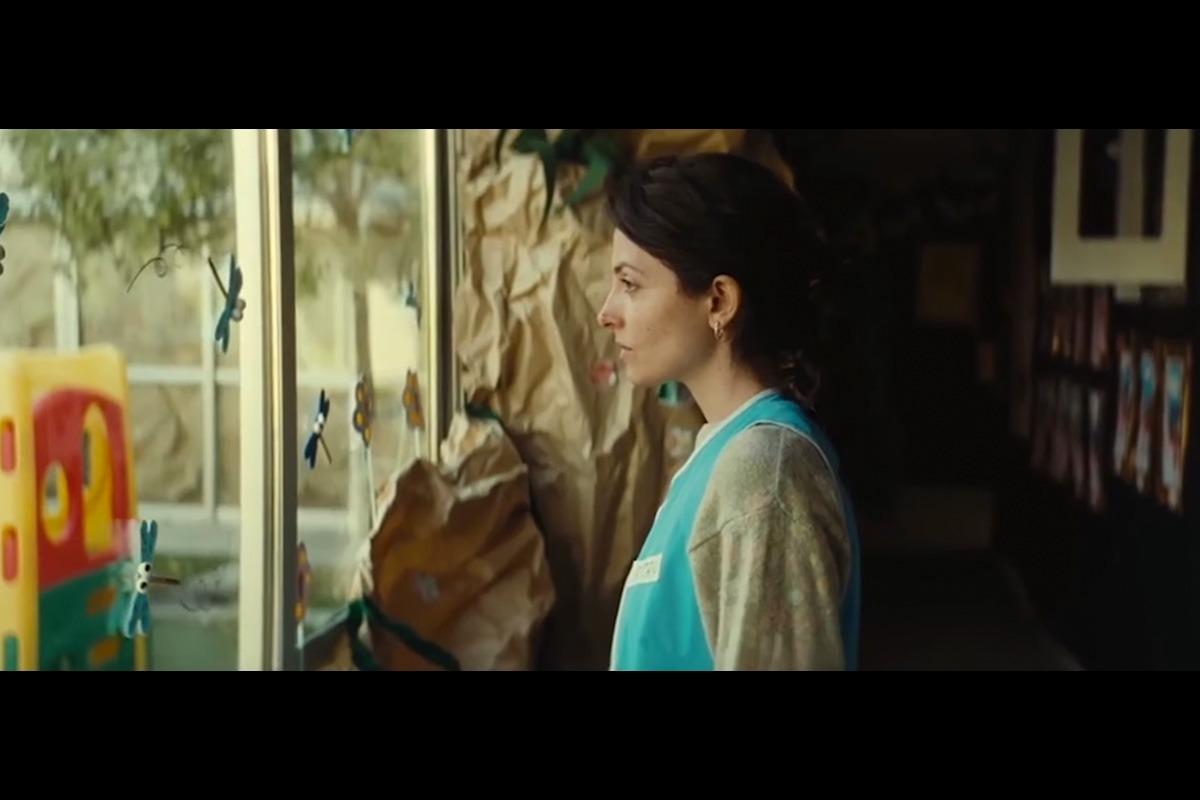 Fotograma de la película 'Petra'.