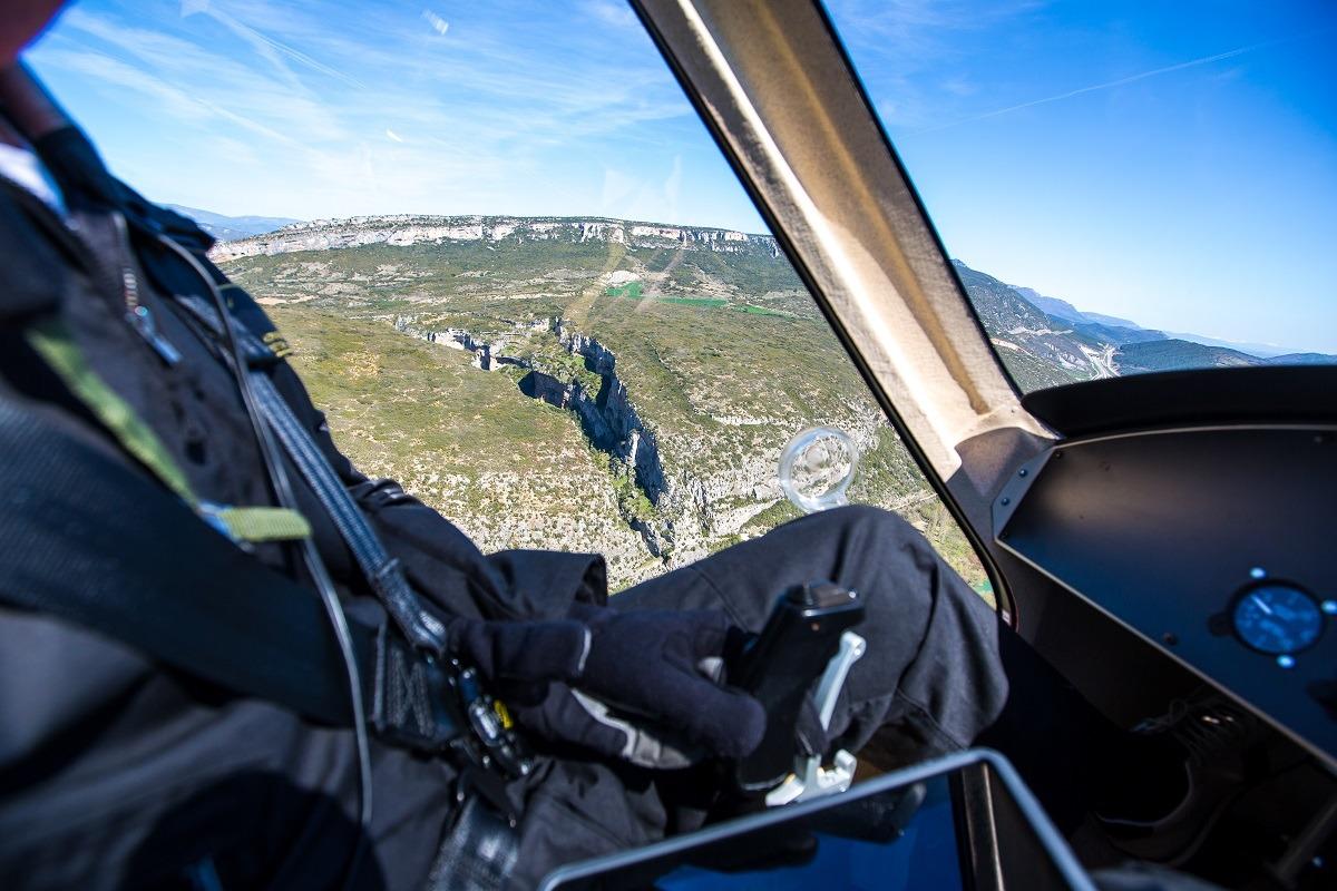 Pyrineum: experiencia piloto por un día