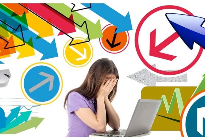 """Para siete de cada diez encuestados, las nuevas tecnologías incrementan su estrés porque les impiden """"desconectar""""."""
