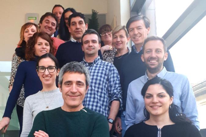 Los gerentes de las empresas que participan en el curso.