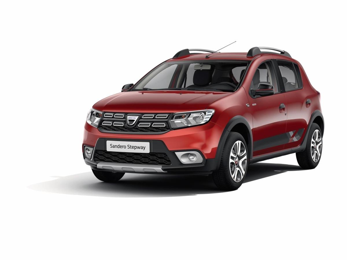 """Dacia Sandero Stepway """"X Plore"""", novedad del Salón de Ginebra."""