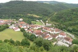 El encuentro tuvo lugar en la villa salacenca de Ezkaroz.