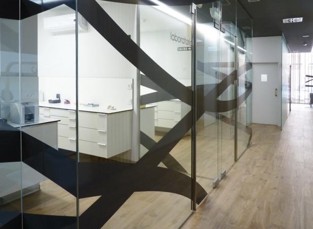 El Accésit de Centros Sanitarios recayó en la Clínica Dental Sainz de Murieta de Marian Torres y Fermín Garjón.