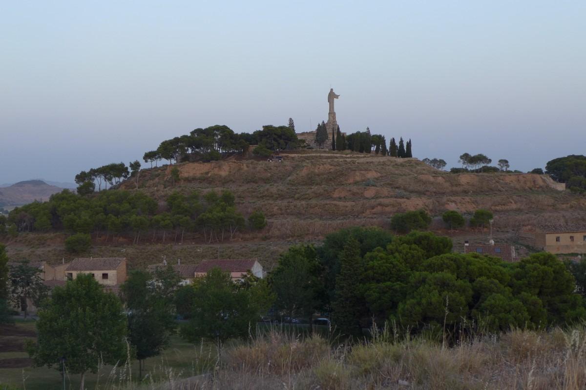 El Cerro de los Ángeles.