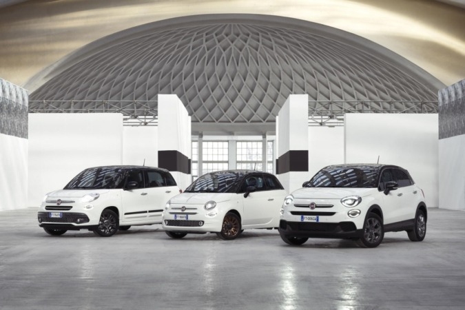 Fiat presenta la gama 120th, ultraconectados y exclusivos.