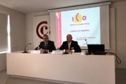 El presidente de ICO, José Carlos García de Quevedo, ha presentado las principales novedades de la oferta de productos de financiación ICO.