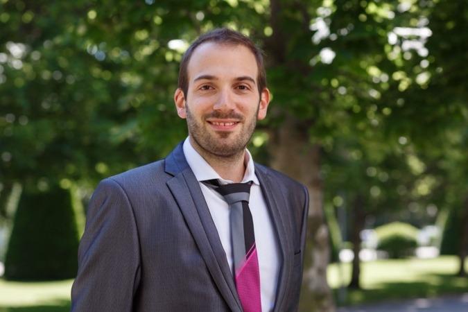 Javier Urricelqui Polvorinos, nuevo doctor por la UPNA.